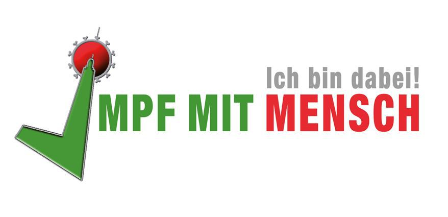Bildmarke: IMPFMITMENSCH