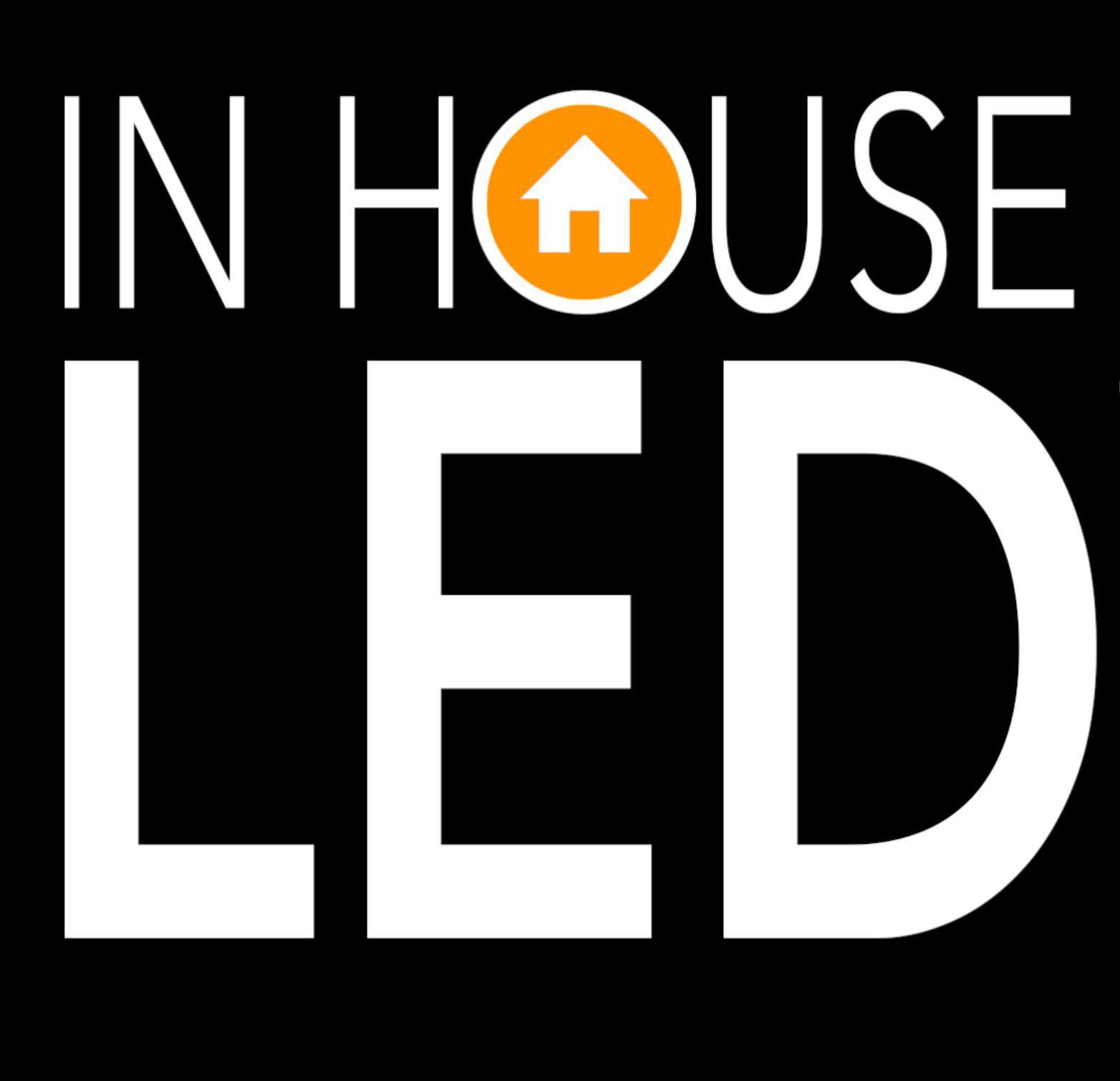 Bildmarke: IN HOUSE LED