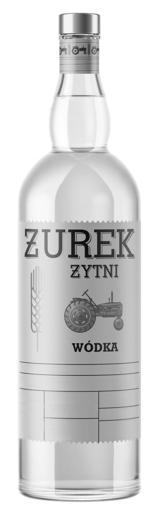 Bildmarke: Żurek Żytni Wódka