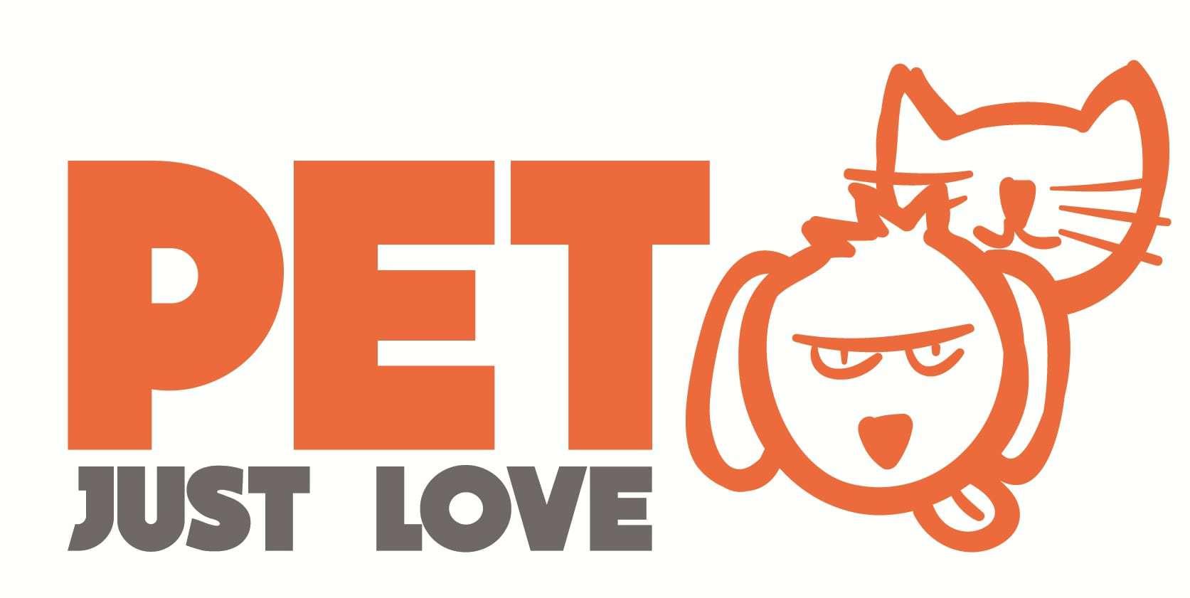 Bildmarke: PET JUST LOVE