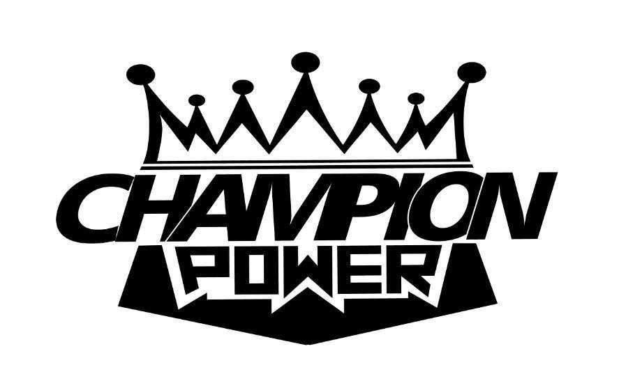 Bildmarke: CHAMPION POWER