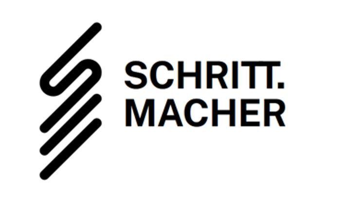 Bildmarke: SCHRITT. MACHER