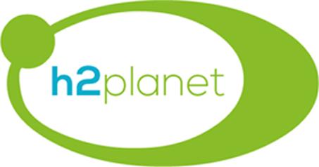 Bildmarke: h2planet