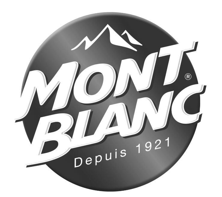 Bildmarke: MONT BLANC depuis 1921