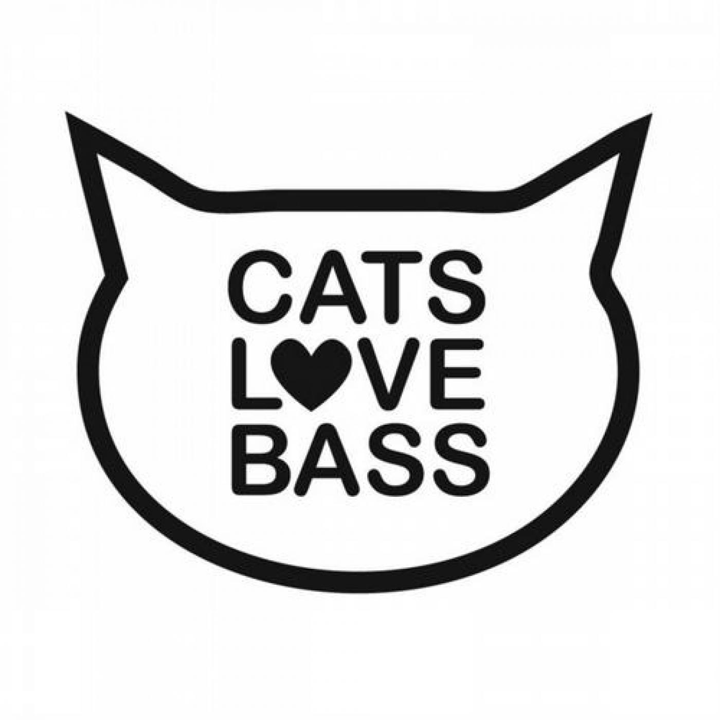 Bildmarke: CATS LOVE BASS