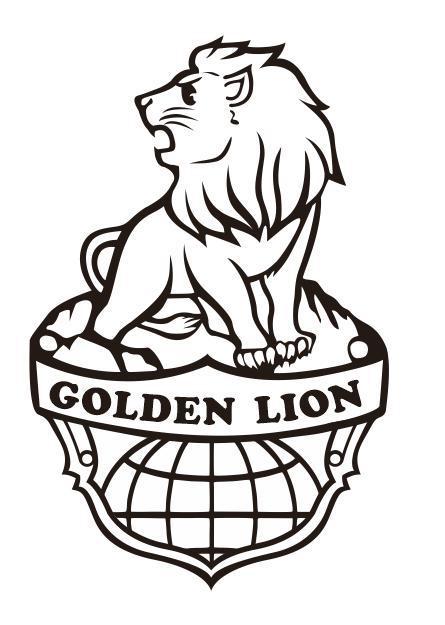 Bildmarke: GOLDEN LION