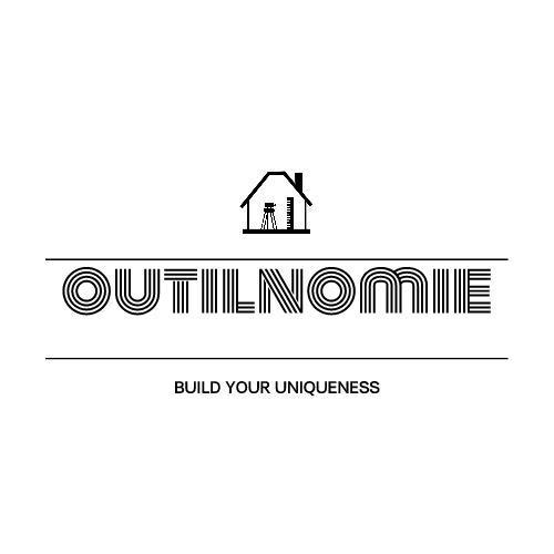 Bildmarke: OUTILNOMIE BUILD YOUR UNIQUENESS