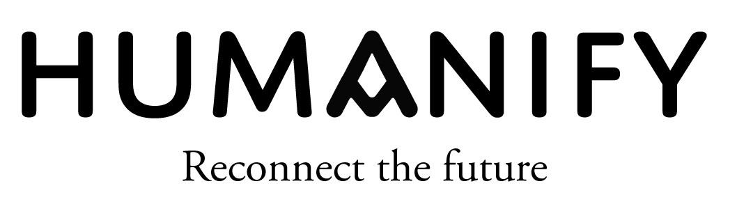 Bildmarke: HUMANIFY Reconnect the future