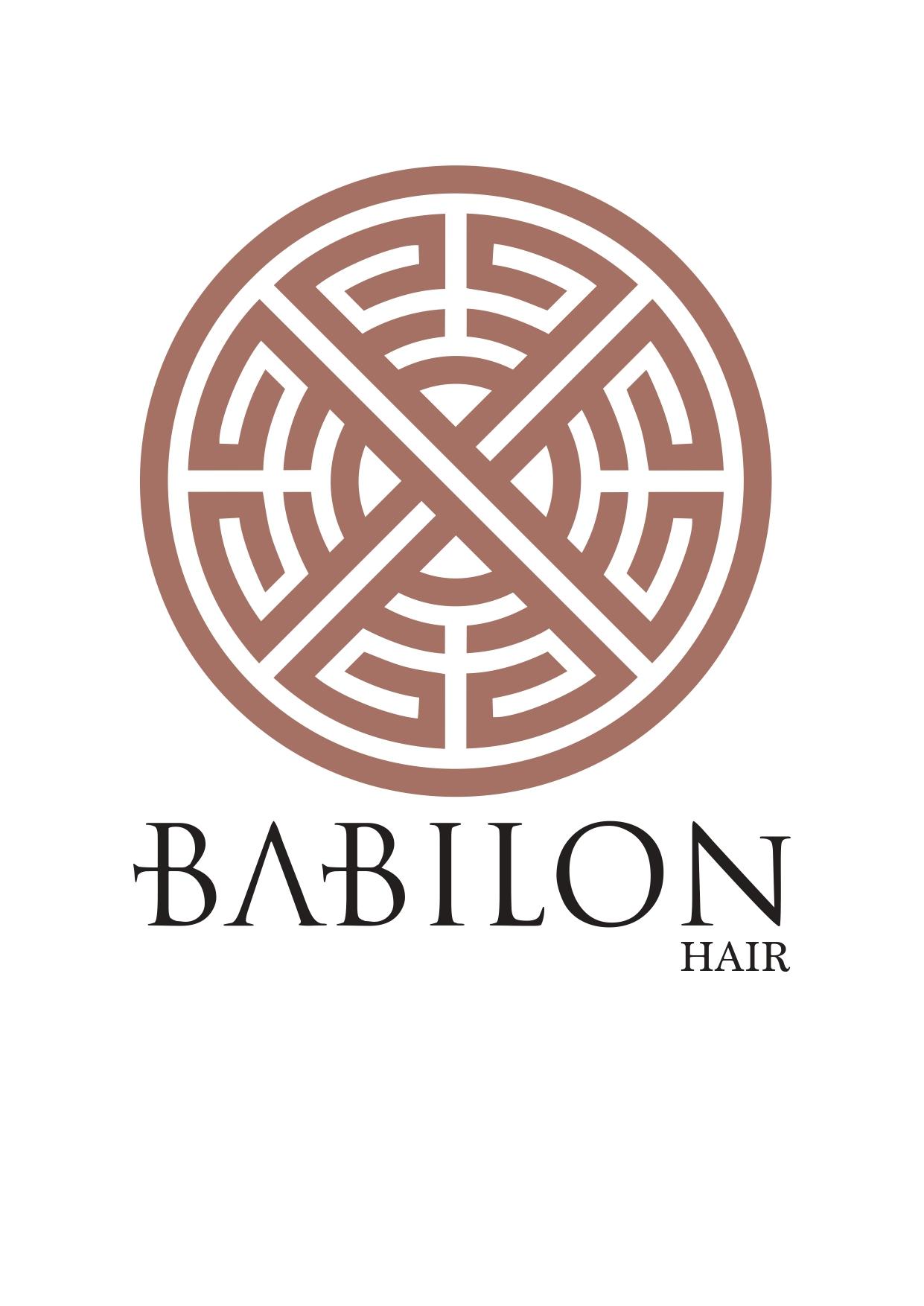 Bildmarke: babilon hair