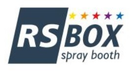 Bildmarke: RSBOX spray booth