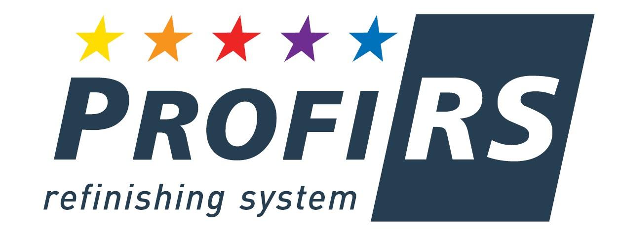 Bildmarke: ProfiRS refinishing system