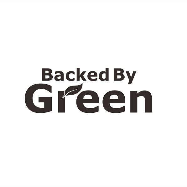 Bildmarke: Backed By Green