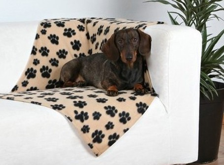 couverture polaire woufbox la box cadeau pour votre chien. Black Bedroom Furniture Sets. Home Design Ideas