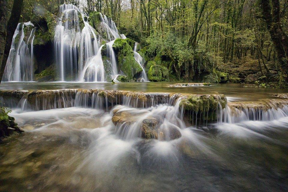 Medovye vodopady v Kislovodske - foto