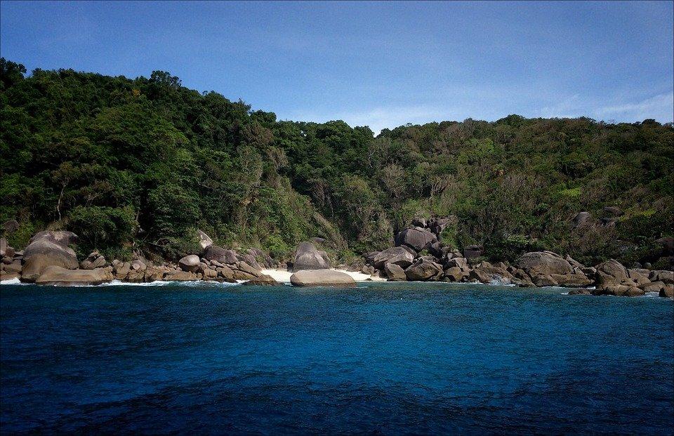 similanskie ostrova tajlande