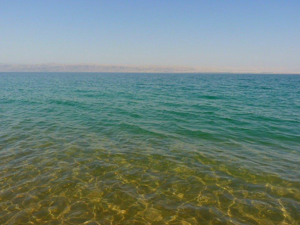 Iordanija - foto pljazhej