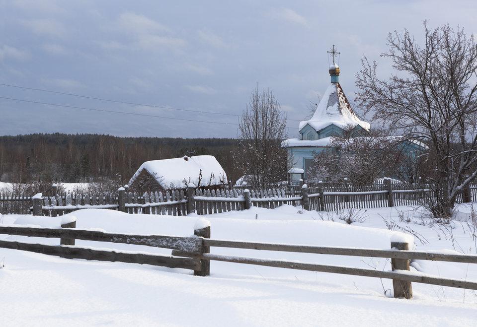 Новогодний отдых в архангельской области