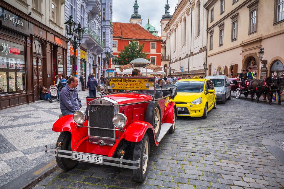 Каждый, приехавший в Прагу, найдет себе занятия по душе