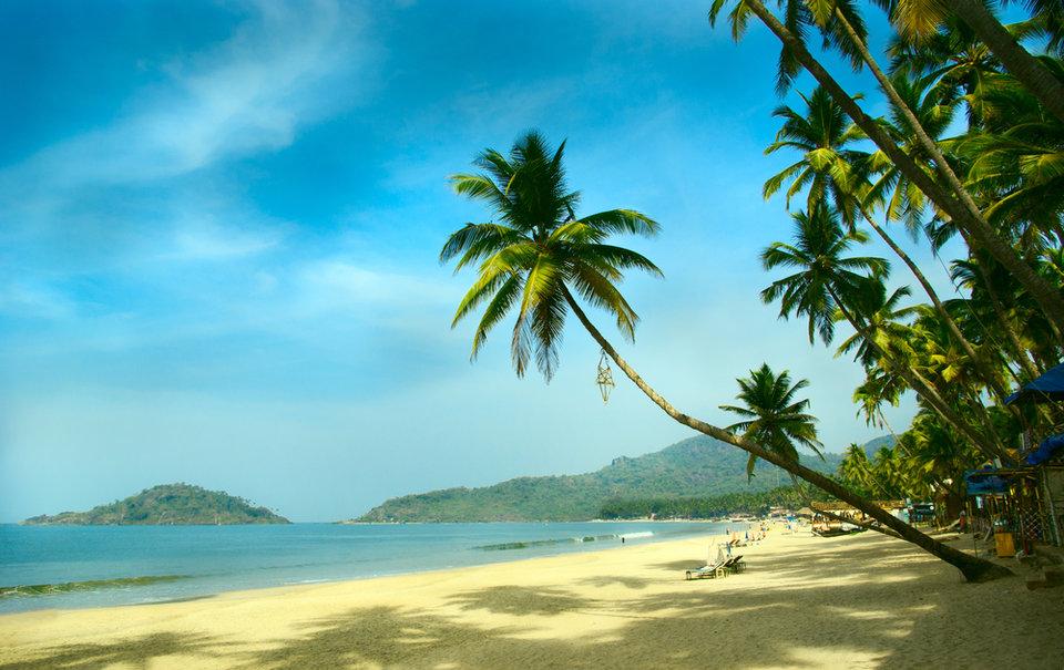 essay on goa beach
