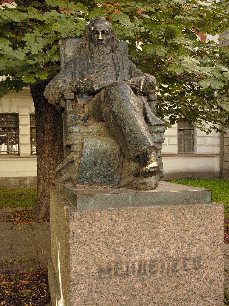 boblovo muzej mendeleeva