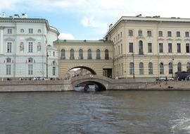 Jermitazhnyj most spb