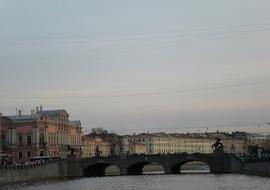 Sankt peterburg anichkov most kak dobrat sja