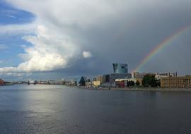 Razvodnoj most aleksandra nevskogo