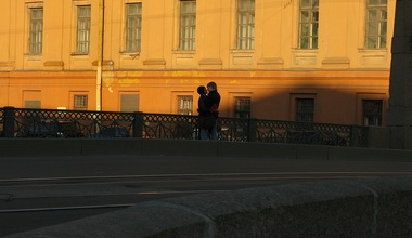 Poceluev most spb