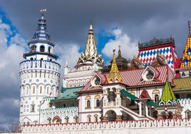 Izmajlovskij kreml  adres