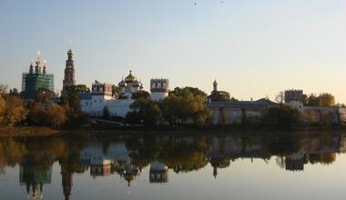 Novodevichiy monastyir adres