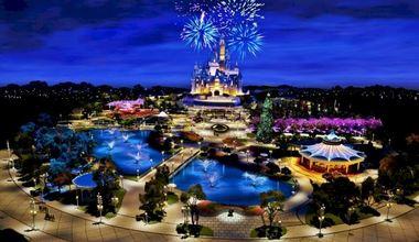 Disneylend v shanhae