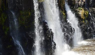 Vodopad lavna murmansk