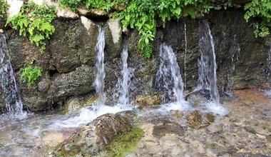 Vodopad raduzhnyj na reke nara kak dobrat sja
