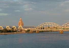 Riga ajeroport kak dobrat sja do goroda