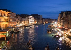 Grand kanal v venetsii