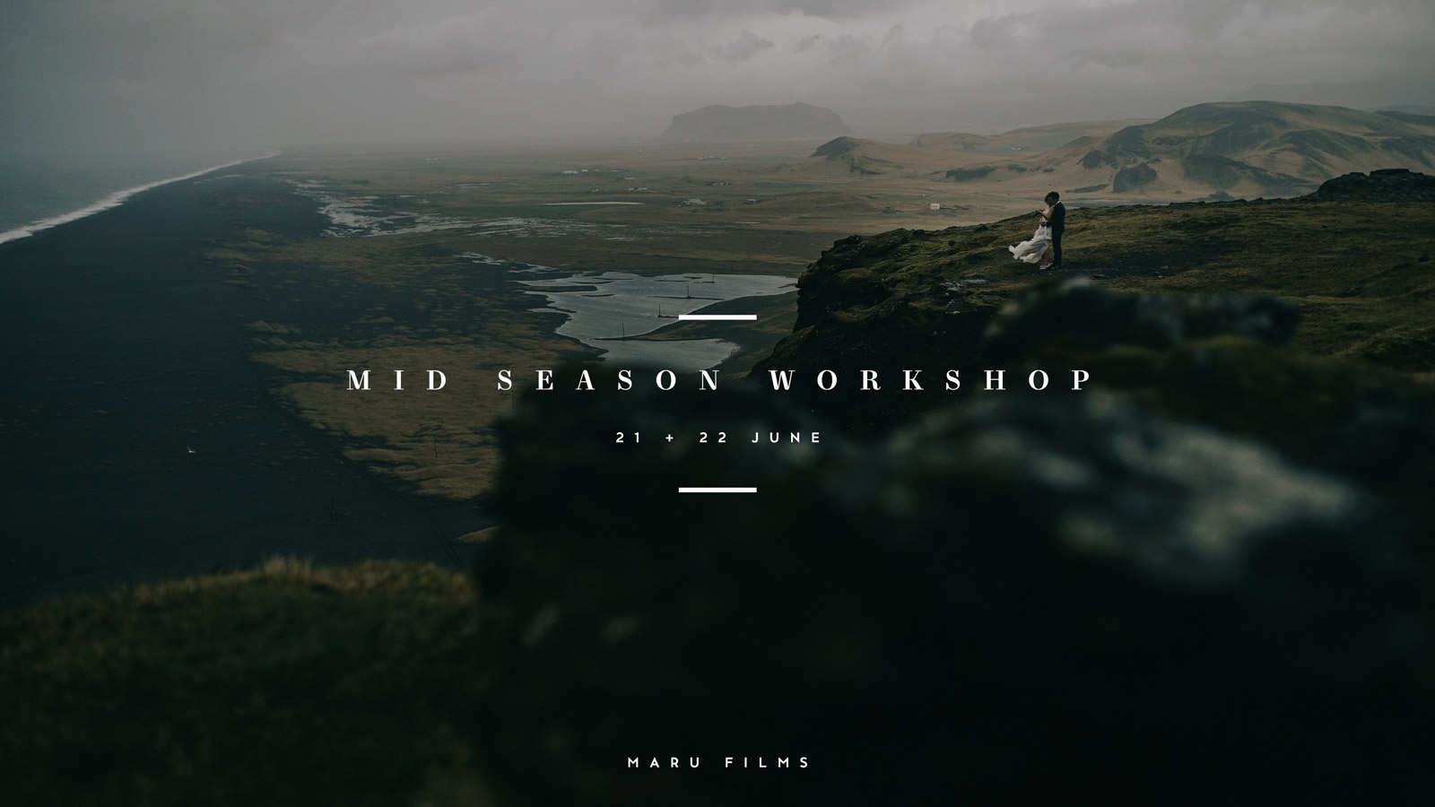 Mid season workshop 21+22 June