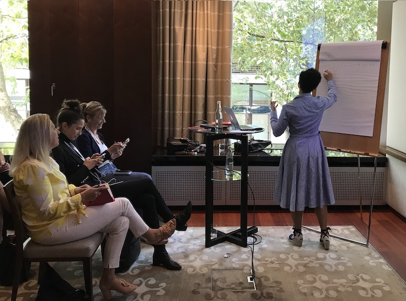 Chanel teaching