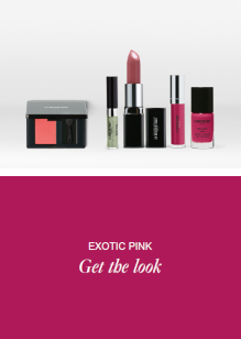 Friseur-Karben-La-Biosthetique-Make-up-Collection-Spring-Summer-2019-Exotic-Pink