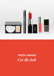 Friseur-Karben-La-Biosthetique-Make-up-Collection-Spring-Summer-2019-Fresh-Orange