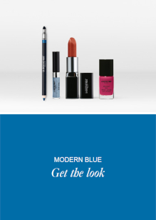 Friseur-Landau-La-Biosthetique-Make-up-Collection-Spring-Summer-2019-Modern-Blue