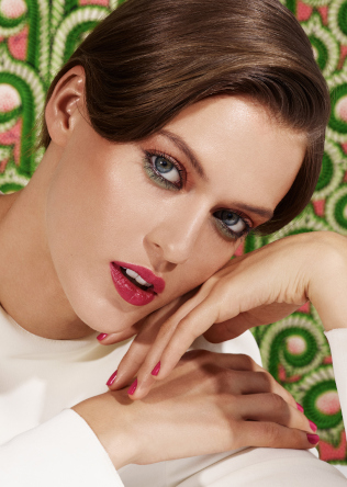 Friseur-Ahlen-La-Biosthetique-Make-up-Collection-Spring-Summer-2019-Exotic-Pink