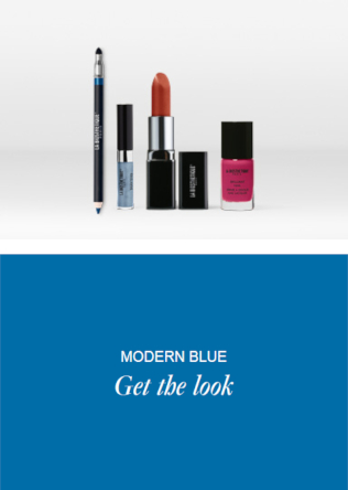 Friseur-Mühldorf-La-Biosthetique-Make-up-Collection-Spring-Summer-2019-Modern-Blue