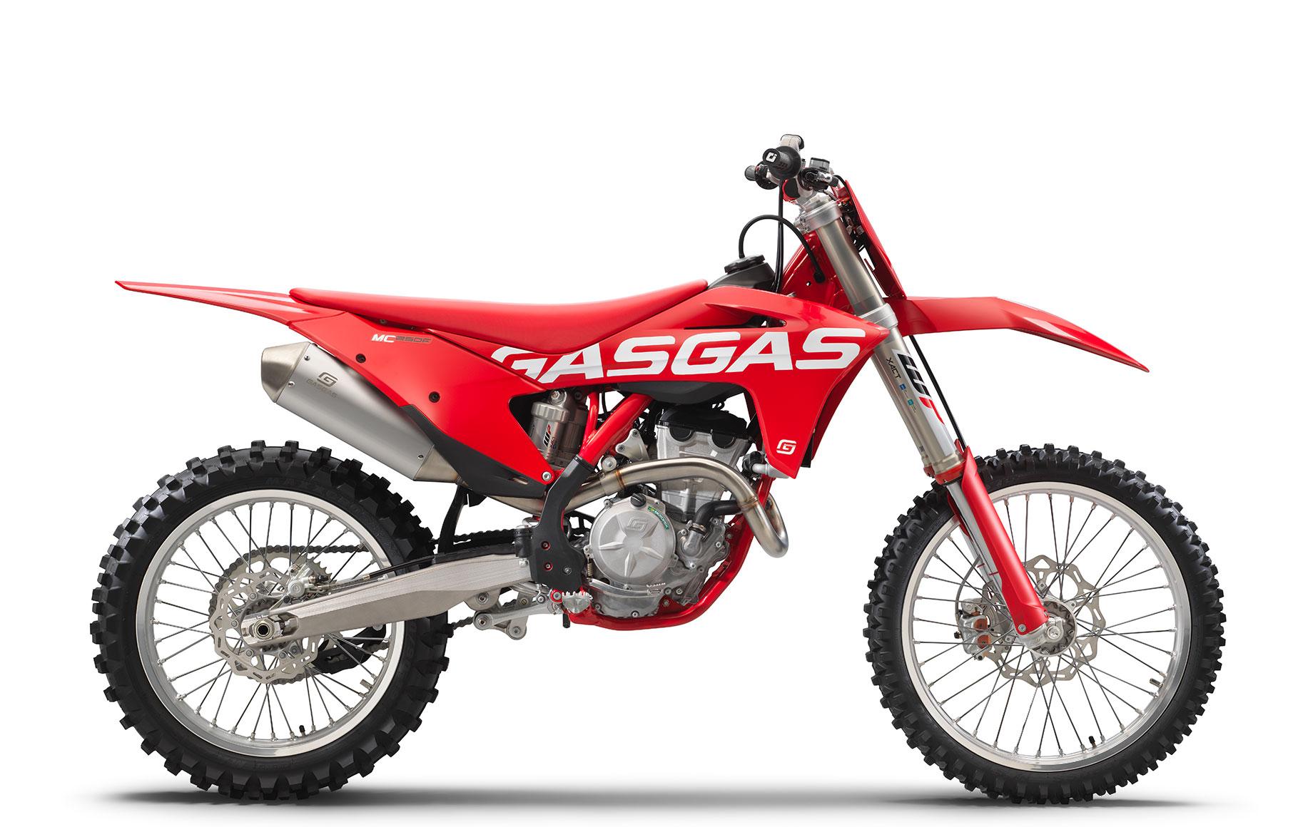 MC 250F 2022