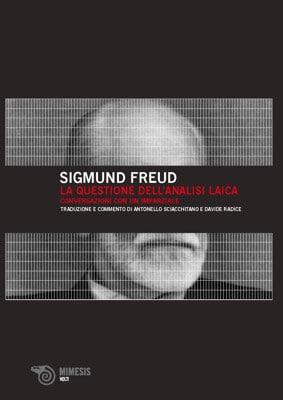 Sigmund Freud - La questione dell'analisi laica - Copertina