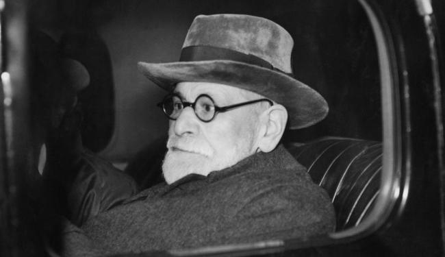 Sigmund Freud a Londra