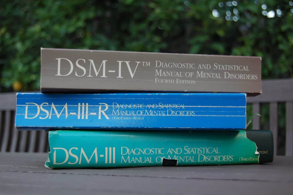 From DSM III to DSM IV