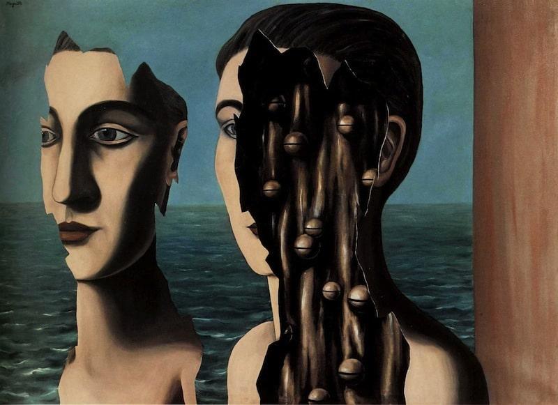 René Magritte – Le Double Secret (1927)