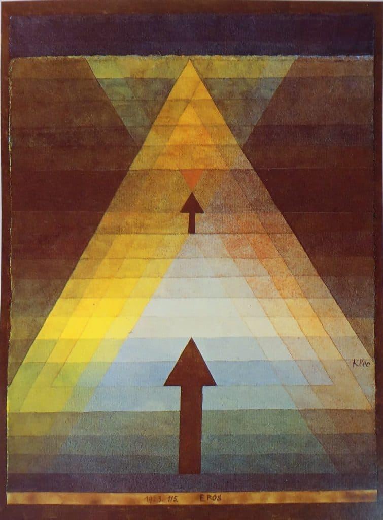 Paul Klee, Eros (1923)