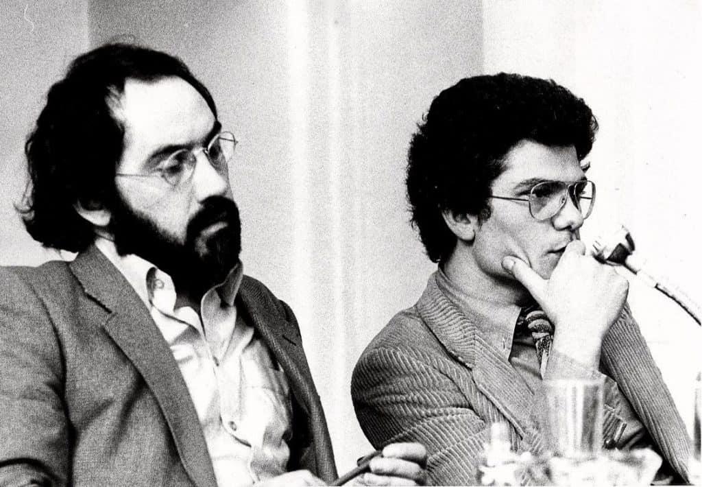 Giancarlo Ricci a Parigi (1979)