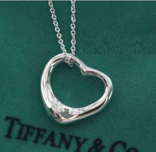 שרשרת טבעת חברות בציפוי כסף